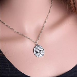Jewelry - Mother inspirational necklace